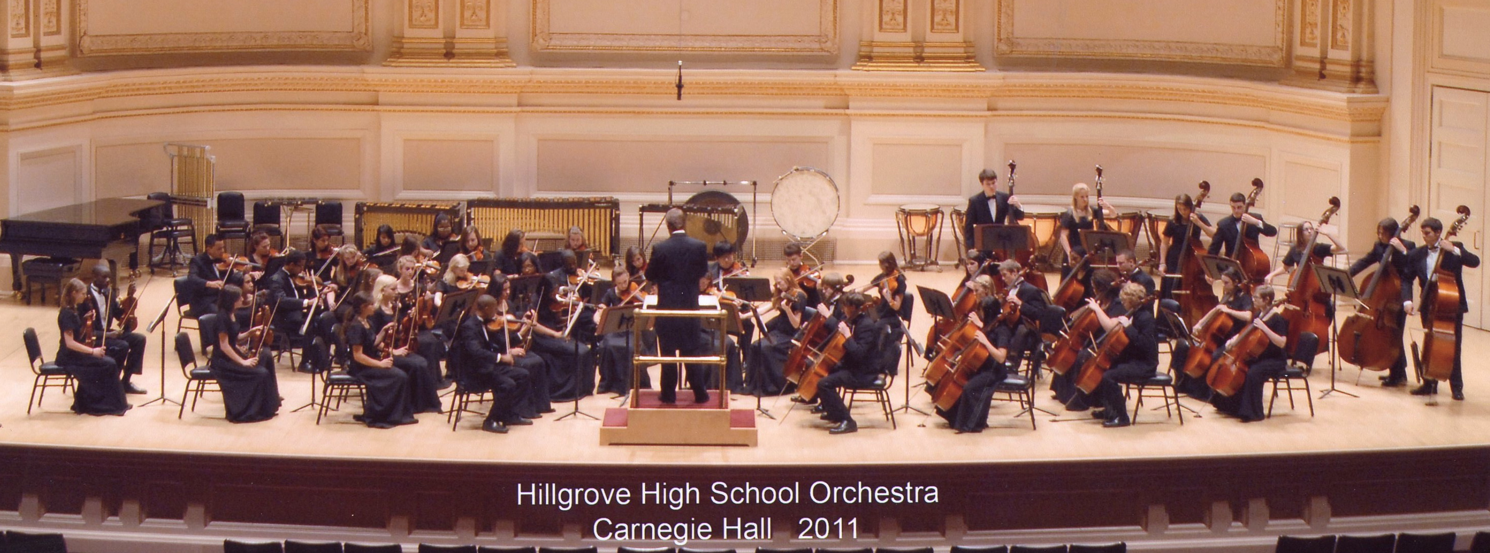Carnegie Hall 2011
